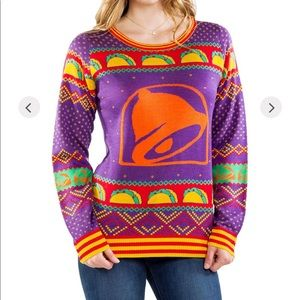 Tipsy Elves Taco Bell sweater